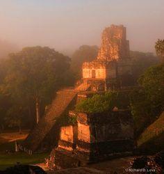 Tikal Temple; Guate