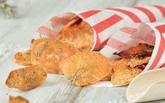 Anne von Chèvre Culinaire zeigt Dir, wie Du super einfach und total fix köstliche Süßkartoffelchips selber machen kannst. Her damit!