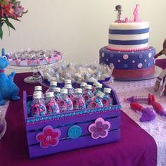 Festa em casa - Doutora Brinquedos - Entre Mães