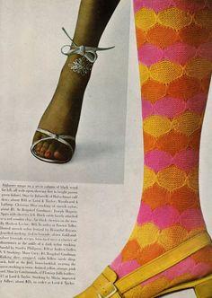 15th February 1965, US Vogue (ciaovogue)