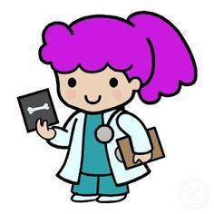 doctor cartoon clip art clipart free clipart illustration rh pinterest com iclipart art iclipart school