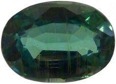 Chromian Kyanite from India 2.01 ct / Disthène ou Cyanite chromifère d'Inde 2,01 ct - http://www.gems-plus.com