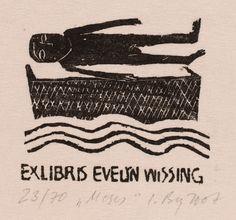 Claudia Berg, Art-exlibris.net