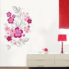 Removable Fashion Rattan of Living room/Sofa Backdrop Wall Sticker