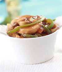 Weigh-Less Online - Saucy Chicken Strips