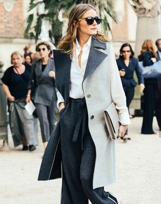 The Olivia Palermo Lookbook : Olivia Palermo at Paris Fashion Week: Look 10