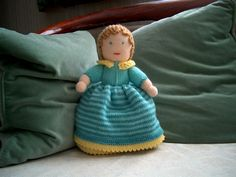 Upside down doll 2