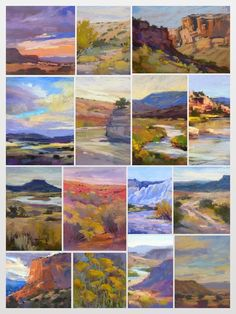 Painting My World: plein air tips