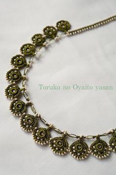 画像: ボンジュックオヤのネックレス