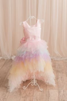 fdb584938048 42 Best Baby girl wedding dress images