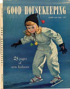 Good Housekeeping ~ February 1948