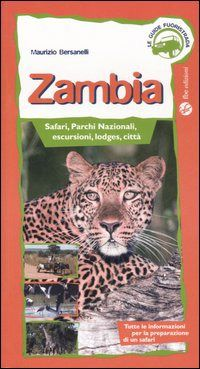 Prezzi e Sconti: #Zambia. safari parchi nazionali New  ad Euro 24.00 in #Fbe #Libri