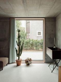 House TDH by i.s.m. architecten | Detached houses