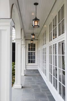 Architectural details | windows and slate stonework