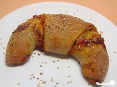 Pizza-Croissants | Cookarella – Rezepte, kreatives Kochen und mehr! ♥