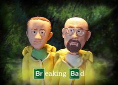 Breaking Bad play dough