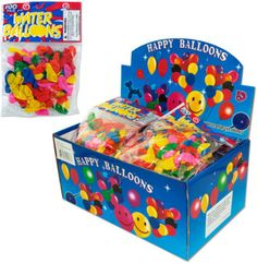Water Balloons, pack of 100 Case Pack 100