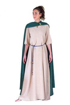 VESTIMENTAS CELTAS, CASTREXAS Y VIKINGAS PARA MUJER Vestiduras y túnicas de Celtas, Castrexas y Vikingas, ya que los trajes de estas civilizaciones eran muy similares.