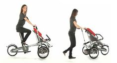 baby stroller cool-gear-tech.....Don't have a need for a stroller but this has got to be the coolest thing I have ever seen!!!!