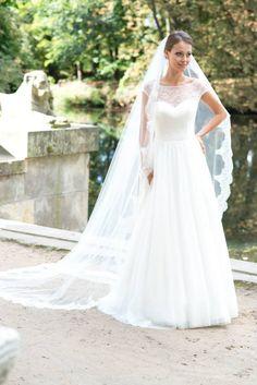 suknia ślubna Margarett 2014
