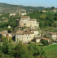 Castel di Luco - sec. XI - Acquasanta Terme, Marche - Italy