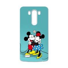 Mickey Mouse Hug Minnie Case for LG G3