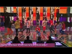 http://shianehawke.com.au/shaine-hawke-and-the-final-12-group-perform-call-me-maybe-carly-rae-jepsen/ Shiane Hawke and the final 12 perfrom Call Me Maybe by Carly Rae Jepsen