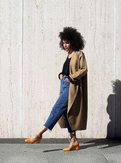 Snag Nikisha Brunson's Easy Cool Spring Style