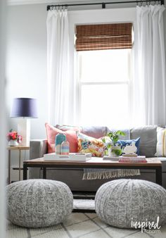 Spring Living Room Refresh (My New Rug)   Tips For Updating Your Living Room  For Spring!