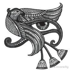 Eye of Horus #tattoo im obsessed with this tattoo i must have this 1