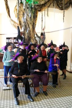 We caught up with the Merrill Gardens at Kirkland dancers as they were putting the finishing touches on their big Halloween show. These ladies are talented! Click through to watch the video.