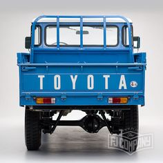 1974 Toyota Land Cruiser FJ45 Sky Blue.
