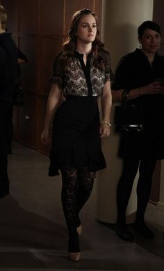 Blair Waldorf. Chic.