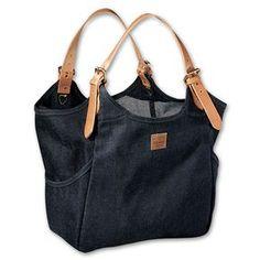 Meu estilo! Amo bolsa assim!