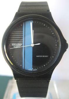 Sharp Watch