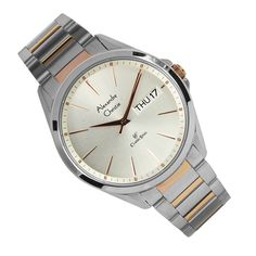 Sport Watches, Watches For Men, Stainless Steel Case, Omega Watch, Quartz, Band, Crystals, Sports, Silver