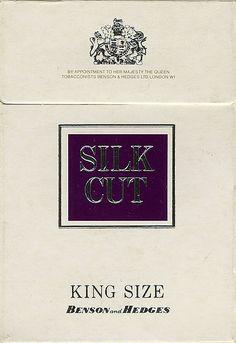 <b>Silk Cut King Size Benson and…