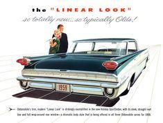 1959 Oldsmobile Flat Top