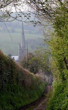 Croscombe Church, Somerset, England