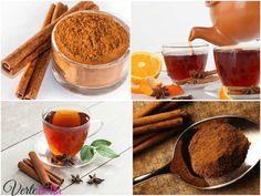 Previene enfermedades y adelgaza con 1 cucharada de canela al día Peanut Butter, Pudding, Health, Desserts, Food, Bella, Diabetes, Diet And Nutrition, Food Items