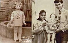 Original na Maria Leonora Teresa Doll nina Guy and Pip Location: Philippines Wayback Nora Aunor, Filipiniana, Philippines, Doll, The Originals, Guys, History, Couple Photos, Dress