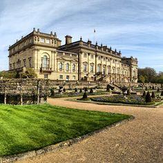 Harewood House in Leeds