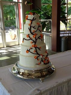 Created By Second Floor Bakery In Holland, Michigan. Just Gorgeous! Https:/