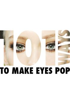 """""""100. Remember that brows are sisters, not twins, so no amount of plucking will ever make them identical."""