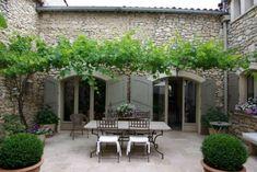 Pergola Kits Attached To House Refferal: 4039484705 Outdoor Rooms, Outdoor Gardens, Outdoor Living, Outdoor Decor, Outdoor Patios, Outdoor Kitchens, Landscape Design, Garden Design, Patio Design