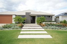 1000 images about front yard ideas for our new home on for Front garden designs perth