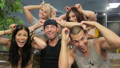Big Brother, Best show ever! Jordan, Rachel, Danielle, Jeff and Brendan!