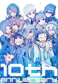 Persona 3 10th Anniversary by