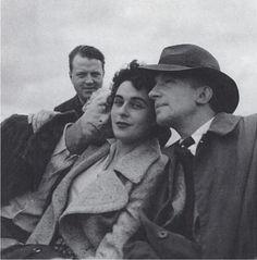 Los amores de Leonora Carrington, pasiones que liberaron a la novia del viento.