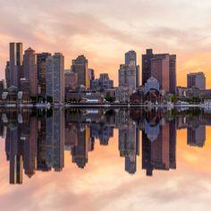 Boston - So beautiful! San Diego, San Francisco, Chicago, San Antonio, Nova Orleans, Boston Travel, Boston Vacation, Boston Skyline, Nashville